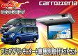 ●carrozzeriaカロッツェリアTVM-FW1020-S+KK-H101FD RKステップワゴン用SET