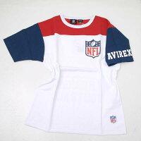 AVIREXアヴィレックス(アビレックス)6193394AVIREX×NFLダブルネームAMERICANFOOTBALL半袖Tシャツ