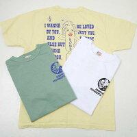 BuzzRicksonsバズリクソンズBR78517MOSQUITOCLUBマリリンモンロープリント半袖Tシャツ