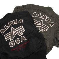 ALPHAアルファTA0199MA-1バックエンブレムFLYING-AフライトジャケットJAPANSPEC