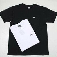Schottショット3193083ポケットTスモール刺繍ロゴ半袖Tシャツ