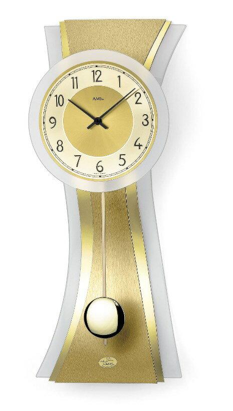 AMSアームス振り子時計 7267   ドイツ製 AMS掛け時計 アームス掛け時計:インテリア雑貨 セシセラ