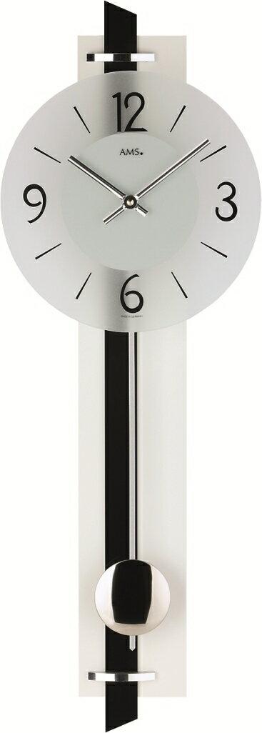 アームスAMS振り子時計  7318  ドイツ製  AMS掛け時計 アームス掛け時計:インテリア雑貨 セシセラ