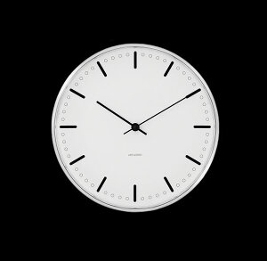ARNE JACOBSEN掛け時計 !壁掛け時計アルネ・ヤコブセン掛け時計 ARNE JACOBSEN Wall Clock Cit...