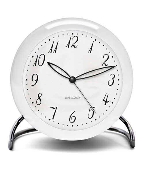 アルネ・ヤコブセン置き時計 ARNE JACOBSEN Table Clock LK 43670 ROSENDAHL