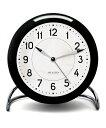 アルネ・ヤコブセン置き時計 ARNE JACOBSEN Table Clock Station  43672 ROSENDAHL