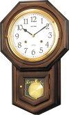 報時付きリズム振り子時計フィオリータR4MJ770RH06(シチズン時計)