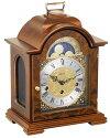 ヘルムレHERMLE置き時計Tischuhr22864-030340ムーンフェイズヘルムレ機械式置き時計ウォルナット