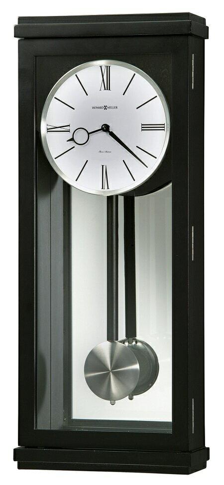 スタイリッシュでお洒落!ハワード・ミラーHoward Miller社製 報時振り子掛け時計 Alvares  625-440:インテリア雑貨 セシセラ