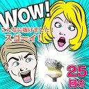 ワックス脱毛 ノーズワックス【25回分】 鼻毛ケア 鼻毛脱毛 粒タイプ...