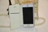 【予約商品】iphone6iphone6plusデコケース横開き手帳型スタンド式レザーケースカード入れ付アイフォンデコケースハードケース