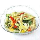 いろいろな野菜が手軽に摂れて、マリネなので長期保存ができるとても便利な一品です。旬野菜の...