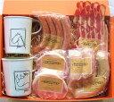 マイセンのマグカップと自家製ロースハムなどとのコラボです。おいしいコーヒーを飲みながら、...