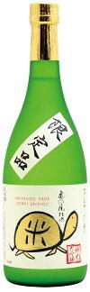 まんさくの花純米大吟醸生原酒亀ラベルGOLD720ml【秋田県横手市日の丸醸造の限定日本酒】