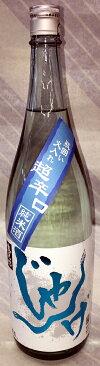 想天坊じゃんげ超辛口純米瓶囲い1.8L【新潟県長岡市河忠酒造】