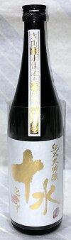 大山十水(とみず)純米大吟醸1.8L【山形県鶴岡市加藤嘉八郎商店】