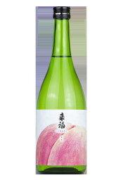 来福 くだもの もも 純米大吟醸生酒 1.8L【茨城県筑西市 来福酒造】