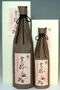 冬の椿のような力強さ!【福井県鯖江の限定酒!】梵 寒椿 純米大吟醸 1.8L