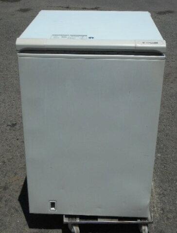 サンデン 冷凍 ストッカー 冷凍庫 SH-170X 164L 100V W611D662H893mm 内寸W460D515深753mm チェスト フリーザー 【中古】
