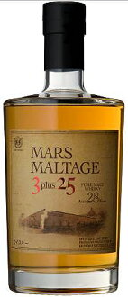 MARS MALTAGE 3 +25 28 years 46% 70cl by Honbo Syuzo