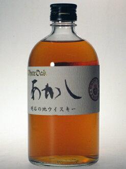 EIGASHIMA White Oak blended whisky 40% 50cl by Eigashima Syuzo