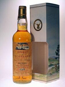 アードベッグ 1978-1999 スピリッツオブスコットランド 40% 700mlARDBEG 1978-1999 Spirit...