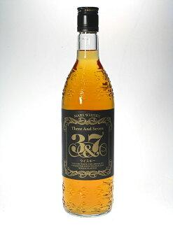 HOMBOW MARS 3&7 Blended Whisky 39% 720ml