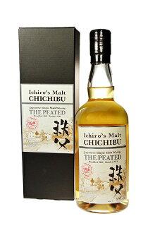 CHICHIBU The PEATED 2013 (2010-2013) ICHIRO'S MALT 53.5% 70cl by Venture Whisky JAPAN