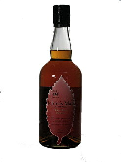 HANYU ICHIRO'S MALT Wine Wood Reserve 46% 70cl by Venture Whisky JAPAN