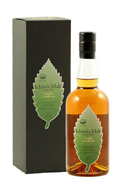 Ichiro's Malt Double Distilleries Hanyu & Chichibu 46% 700ml