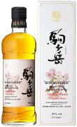 シングルモルト ネイチャー カートン KOMAGATAKE KOHIGANZAKURA Distillery