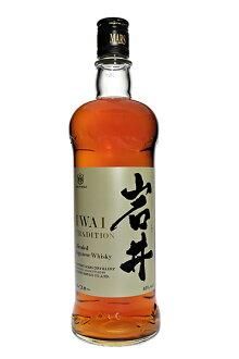 IWAI TRADITION 40% 75cl Mars Shinshu Distillery New Bottle