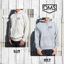 DMS/ディ・エム・エス サーフボード/スエットパーカー/2カラー