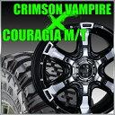 【店内全商品2倍】CRIMSON MG VAMPIRE 16x7J+35 114.3x5穴/127x5穴 クリムソン マーテルギア ヴァンパイア&ジムニー タイヤ 205/80R16 FEDERAL COURAGIA M/T クーラジア MT