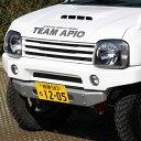 アピオ タクティカルフロントグリル ジムニー JB23 JB43 apio