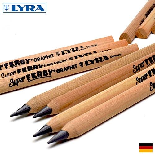 筆記具, 鉛筆 LYRA (B) Super FERBY Freiheit