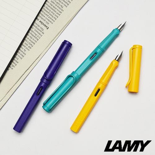 筆記具, 万年筆 2020 LAMY EF Lamy safari candy fountain pen