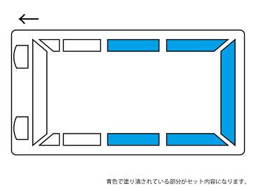 ★送料無料【BRAHMS】☆ブラインドシェード☆ スズキ エブリィバン [DA64V] 『リアセット』