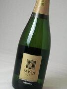 【スペイン】【スパークリング】カヴァ・ムッサ(MVSA)ブリュット・ナチューレNV
