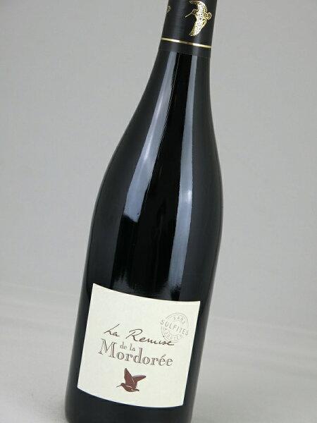 ドメーヌ・ド・ラ・モルドレラ・ルミーズ・ド・ラ・モルドレ・ルージュ2019酸化防止剤無添加 フランス  赤ワイン