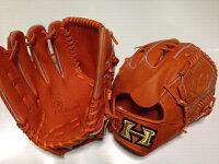 送料無料野球用品グラブグローブ硬式一般ハイゴールドHI-GOLD心極和牛Series投手用日本製kkg-1141