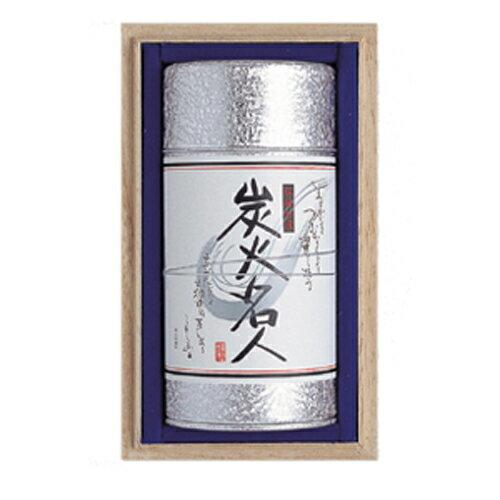 [丸山製茶] 炭火名人(桐箱入1本) M-30 ____ (各種お祝い・ご贈答におすすめです) CONCENT コンセント / お中元