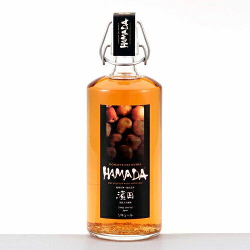 金箔入り梅酒 「HAMADA」 750ml CONCENT コンセント