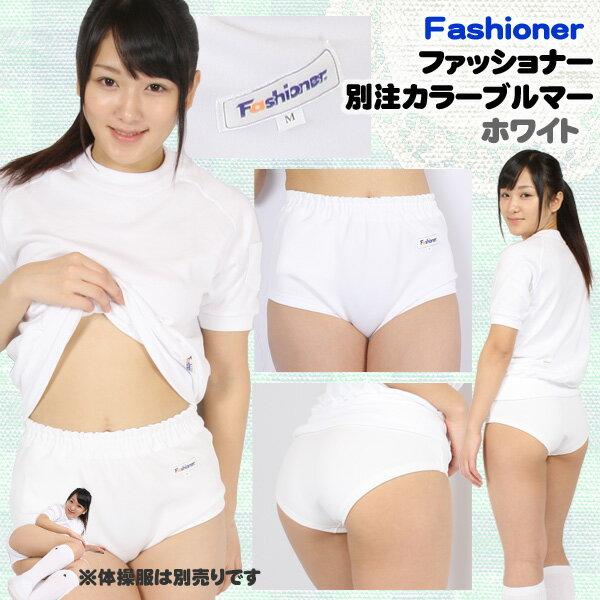 wbr-307 Fashioner 別注 カラー ブルマー 3Lサイズ