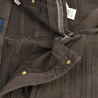 ハイウエストスキニージーンズレディース茶色ブラウンきれいめPASSIONE【40代50代ファッション】