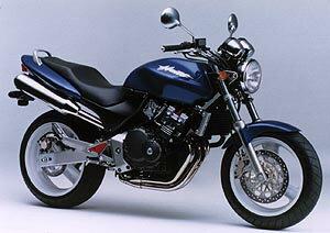 ハンドル, スロットルケーブル HORNET250 (STD300mm)NEXTDOOR 1996 MC31