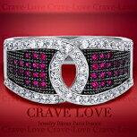 ��ӡ����顼�ޥ�����ѥ������/�����俧/����/�ޥ����?���åƥ���/MICRO-PAVE-RING/��Crave-LoveJewelrybijouxParisFrance�ۡڥӥ��塼bijuo��