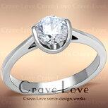 ソリティア(一粒石)ステンレステンションリング/指輪/キュービックジルコニア(ダイヤモンド色)/プラチナ色/女性レディースリング大きいサイズもあります。トラベルジュエリー・結婚式・誕生日プレゼントにも・・