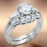 2連重ね着けステンレスリング/2本組/指輪/st022連リング/2本セット/2個組/ダブルリング/ダイヤモンドカラー/プラチナシルバーカラー/レディースリング大きいサイズもあります。【Crave-LoveJewelrybijouxParis】