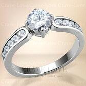エレガントでおしゃれな海外デザインレディースステンレスリング指輪女性|大きいサイズもあります。トラベルジュエリー結婚式誕生日プレゼントなどにも・・【Crave-LoveJewelrybijouxParis】